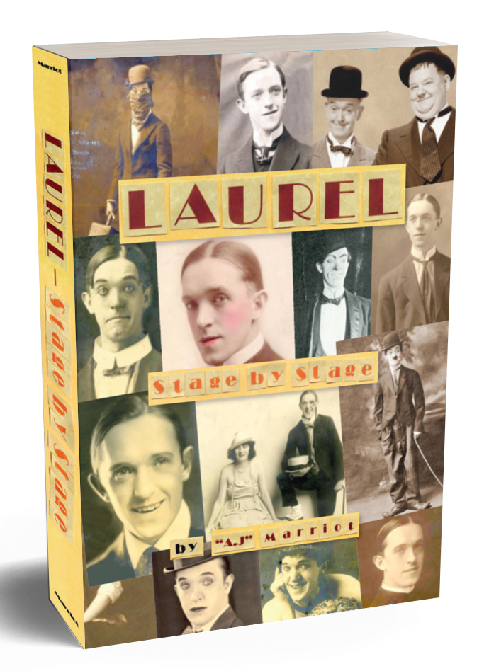 Laurel Stage by Stage by A.J Marriot
