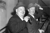LAUREL and HARDY Queen Mary 1952
