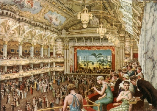 Blackpool Tower Ballroom 1900