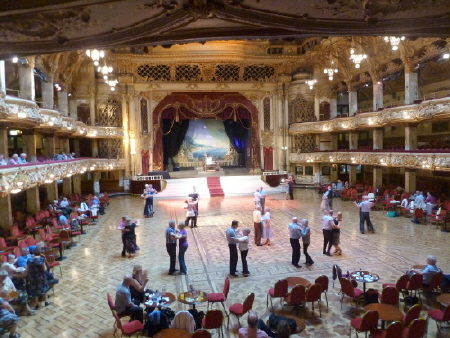 Blackpool Tower Ballroom 2013