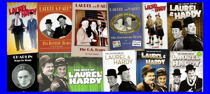 Laurel and Hardy Books