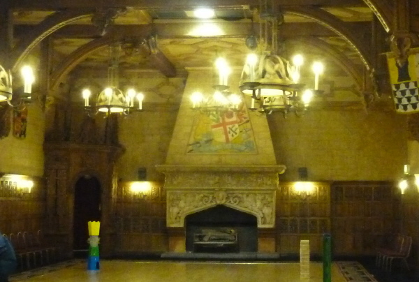 Baronial Hall Blackpool
