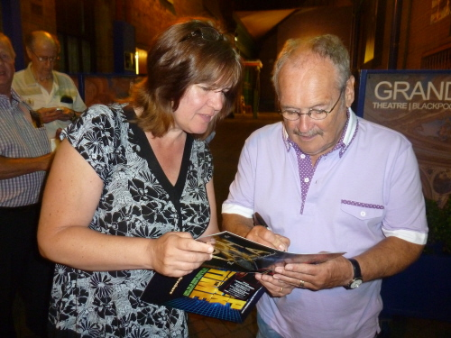 BOBBY BALL Grand Theatre BLACKPOOL
