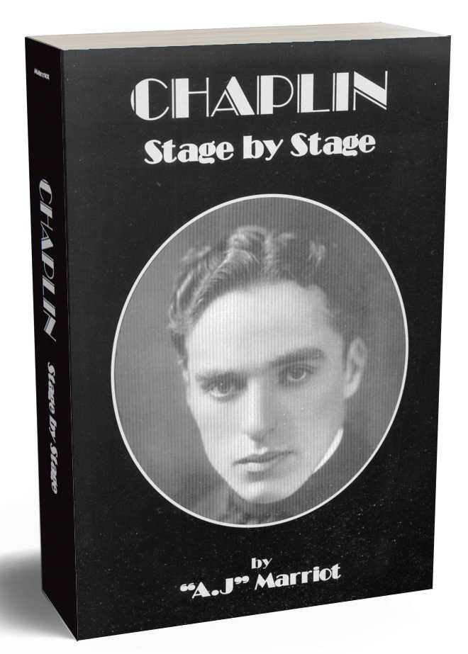 CHAPLIN Stage by Stage 2019 reprint