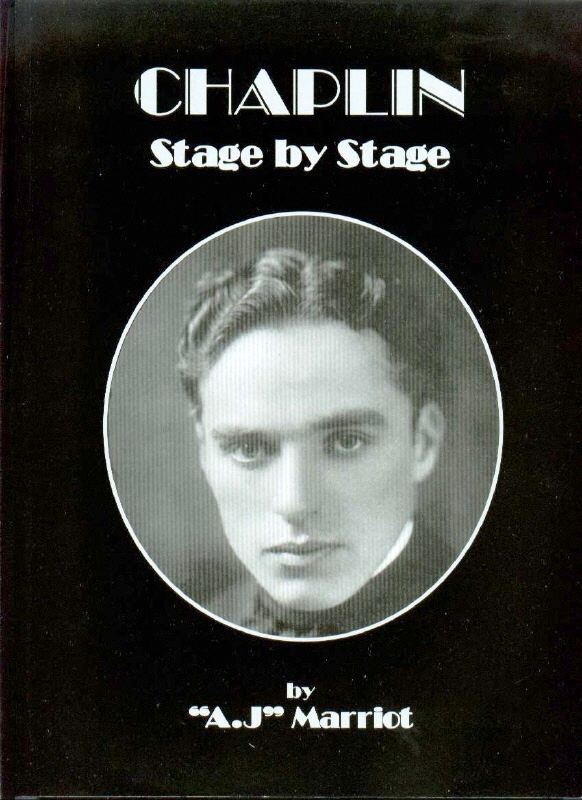 CHAPLIN STAGE BY STAGE book