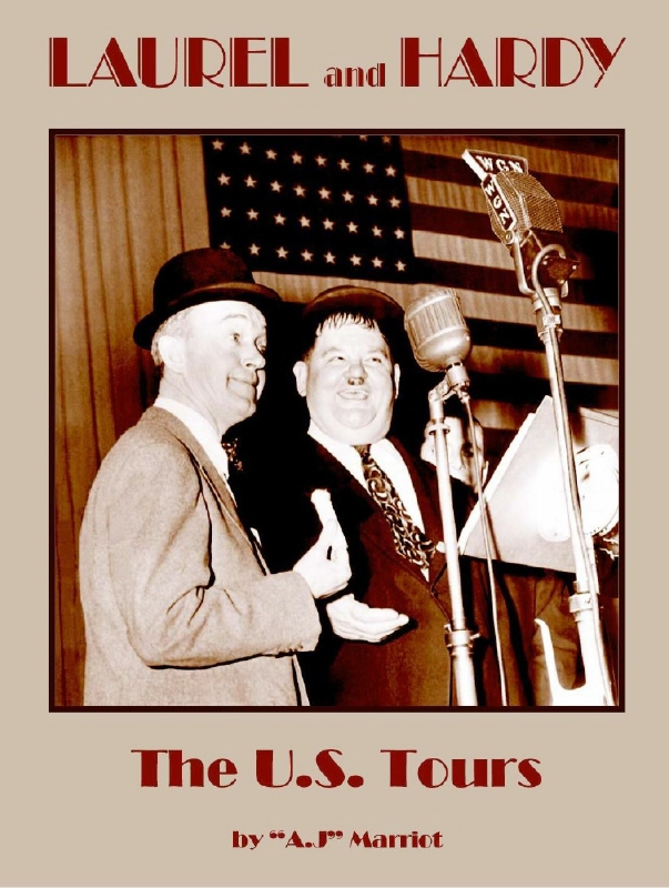 LAUREL and HARDY US TOURS book