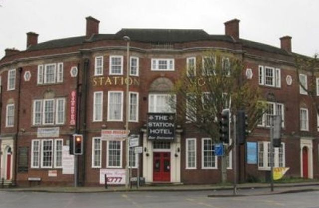 DUDLEY STATION HOTEL