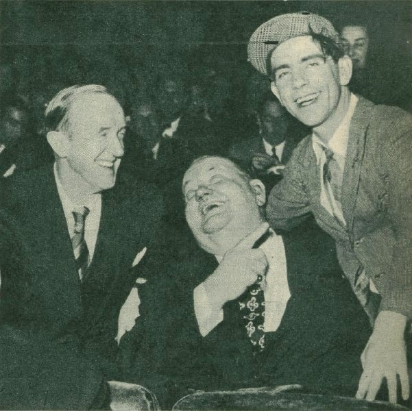 LAUREL & HARDY NORMAN WISDOM
