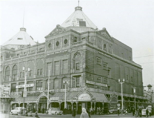 Palace Theatre Blackpool 1947