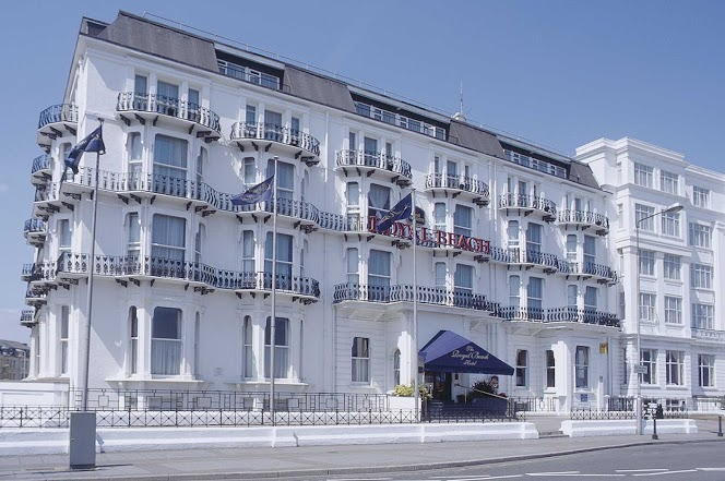 SOUTHSEA ROYAL BEACH HOTEL LAUREL HARDY