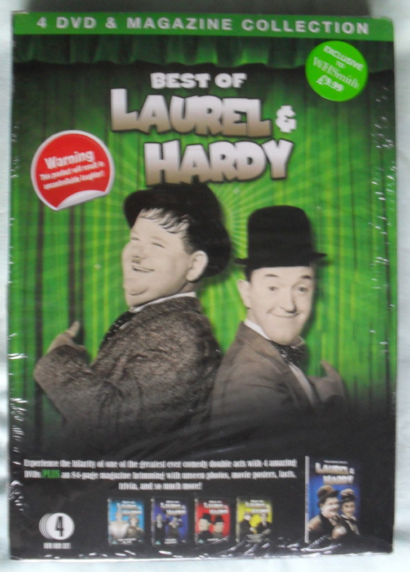 Best of LAUREL HARDY 5 by A.J MARRIOT.