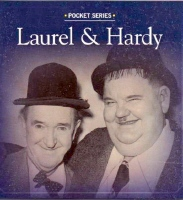 LAUREL & HARDY Pocket Book by A.J MARRIOT.