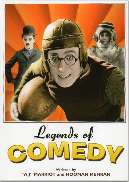 Legends of Comedy by A.J Marriot.