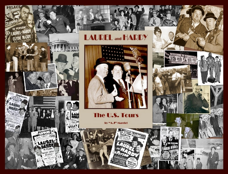 LAUREL HARDY Books US TOURS images